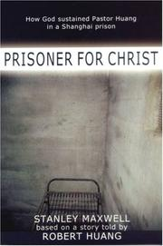 Cover of: Prisoner for Christ