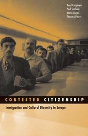 Cover of: Contested Citizenship