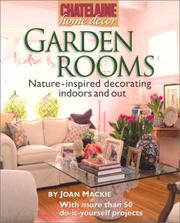 Cover of: Garden Rooms