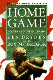 Cover of: Home Game