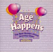 Cover of: Age happens