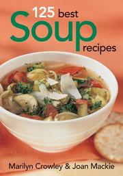 Cover of: 125 Best Soup Recipes