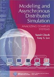 Cover of: Modeling and Asynchronous Distributed Simulation