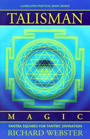 Cover of: Talisman magic: yantra squares for tantric divination