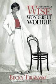 Cover of: Becoming a Wise, wonderful woman