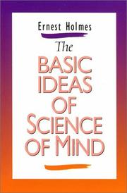 Cover of: Basic Ideas of Science of Mind