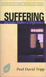 Cover of: Suffering