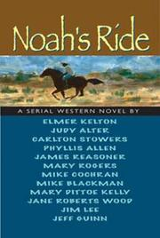 Cover of: Noah's Ride