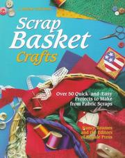 Cover of: Scrap Basket Crafts