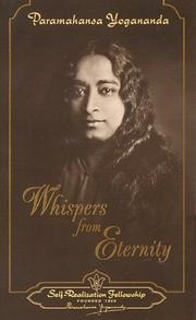 Cover of: Whispers from Eternity