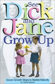 Cover of: See Dick and Jane Grow Up