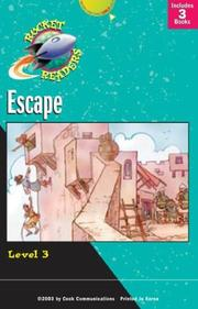 Cover of: Rocket Readers Escape (Level 3)