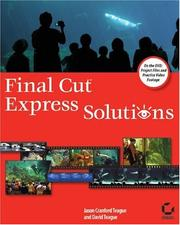 Cover of: Final Cut Express Solutions