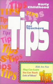 Cover of: Tips for Teachers