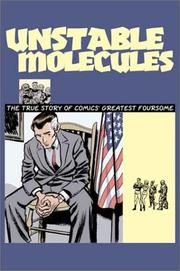 Cover of: Fantastic Four: Unstable Molecules TPB