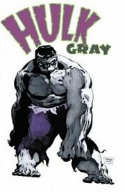 Cover of: Hulk
