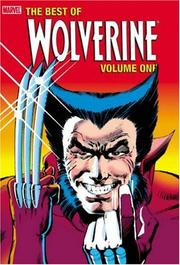 Cover of: The Best of Wolverine, Vol. 1