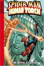 Cover of: Spider-Man/Human Torch