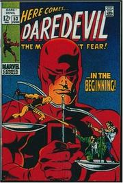 Cover of: Essential Daredevil, Vol. 3 (Marvel Essentials)