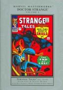 Cover of: Marvel Masterworks Doctor Strange 2 (Strange Tales)