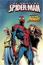 Cover of: Amazing Spider-Man Vol. 10: New Avengers