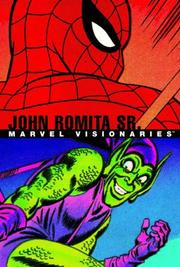 Cover of: Marvel Visionaries