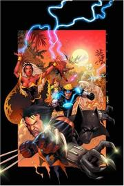 Cover of: X-Men/Black Panther