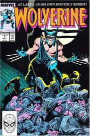 Cover of: Wolverine Classic, Vol. 1