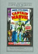 Cover of: Marvel Masterworks Captain Marvel 1