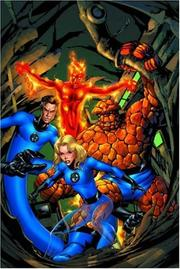 Cover of: Fantastic Four by J. Michael Straczynski, Vol. 1
