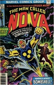 Cover of: Essential Nova, Vol. 1 (Marvel Essentials)