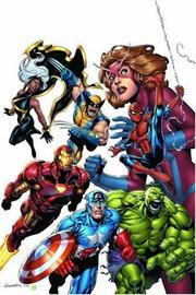 Cover of: Marvel Adventures The Avengers Vol. 1