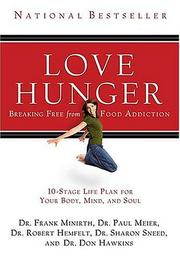 Cover of: Love Hunger