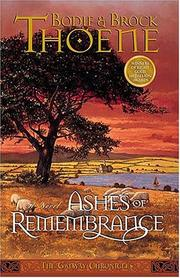 Cover of: Ashes Of Remembrance