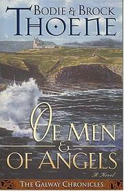 Cover of: Of Men and of Angels