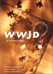 Cover of: Wwjd?: The Question That Will Change Your Life