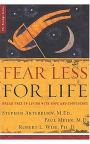 Cover of: Fear Less for Life