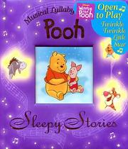 Cover of: Pooh Sleepy Stories Musical Lullaby