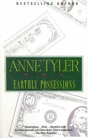 Cover of: Earthly Possesions