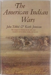 Cover of: The American Indian Wars