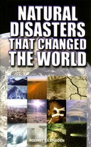 Cover of: Natural Disasters That Changed the World