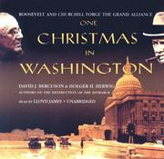 Cover of: One Christmas in Washington (Library Edition)