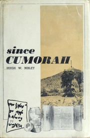 Cover of: Since Cumorah: The Book of Mormon in the modern world