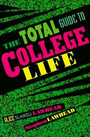 Cover of: The Total Guide to College Life