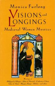 Cover of: Visions & Longings: Medieval Women Mystics