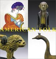 Cover of: American Folk