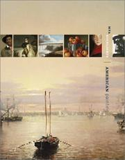 Cover of: American Paintings (MFA Highlights)
