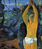 Cover of: Gauguin Tahiti