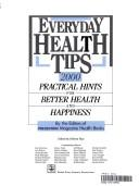 Cover of: Everyday Health Tips