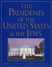 Cover of: The Presidents of the United States & the Jews